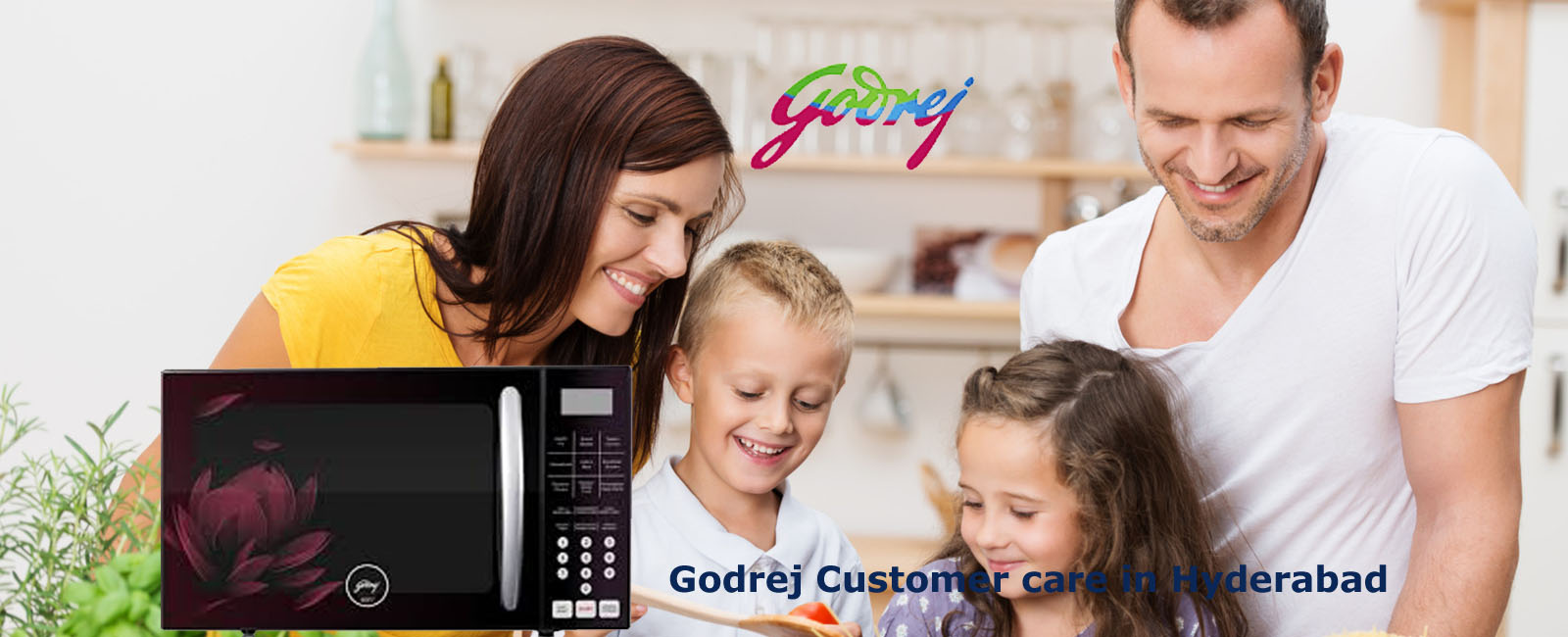 Godrej Microwave Oven Repair Service Center in Hyderabad -